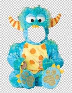 Fotomontajes de Bebés con Disfraces DivertidosFondos para Fotos y Foto Montajes en alta calidad.