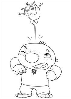 Wallykazam Coloring Pages 17 | Mae | Pinterest | Coloring Pages ...