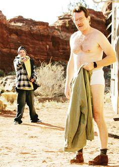 Breaking Bad, Jesse Pinkman (Aaron Paul) and Walter White (?), great tv series, photo