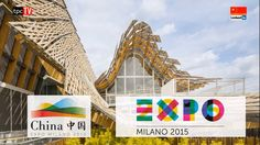 Expo Milano 2015: watch the video of China Pavilions (may 2015) You could watch the Chinese Pavilion and the Chinese Corporate Pavilion in Milan EXPO2015 (Courtesy of TPC TV for Business in China Linkedin Group).