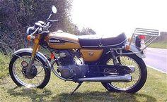Honda CB 175 from 1971