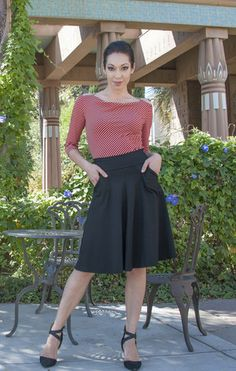 Verona Skirt – Theia Grazi
