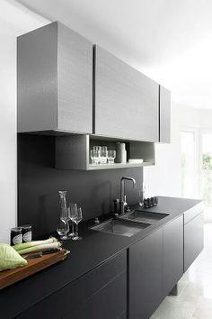New generation kitchen.