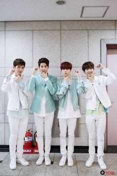 Gyujin, Kogyeol, Wooshin, Xiao