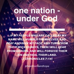 one nation - under God