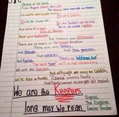 A KK fan-fiction from www.thekingdomkeepers.com from KKI Erica