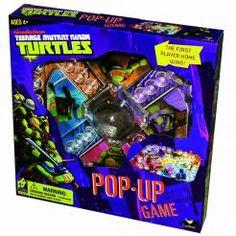 Teenage Mutant Ninja Turtles Pop Up