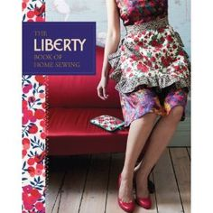 A sewing book from Liberty of London -- pre-ordering now!