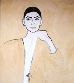 Self portrait by Deepti Naval Deepti Naval, Bollywood Actress, Oil On Canvas, Snow White, Disney Characters, Fictional Characters, Disney Princess, Portraits, Female