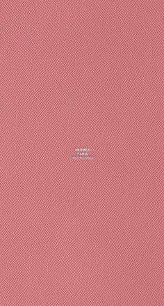 エルメス/レザーピンク iPhone壁紙 Wallpaper Backgrounds iPhone6/6S and Plus  Hermès