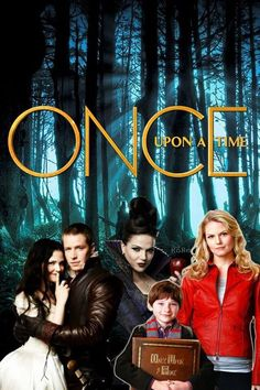 The awesome cast of #Once on an awesome #Once poster