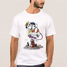Cartoon Rat T Shirt //Price: $14.00 & FREE Shipping // Cartoon Rat, Shirt Price, Rats, Free Shipping, Mens Tops, T Shirt, Stuff To Buy, Fashion, Supreme T Shirt