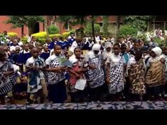 Children sing about their rights in Tanzania #ChildreachInt