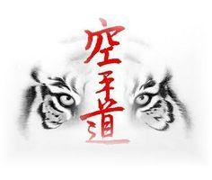 shotokan karate tiger - Google Search