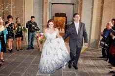 L'abito da sposa è stato vinto ad un concorso | Matrimonio di Chiara & Maurizio
