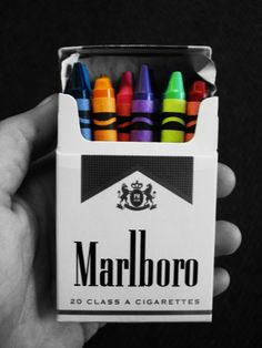color, don't smoke