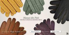 Magazinul Tau de Accesorii si Cadouri Online. - Bocane Gloves, Woman, Leather, Atelier, Women