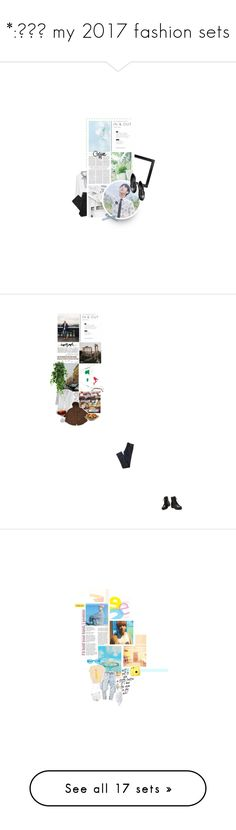 """""""*:・゚☾ my 2017 fashion sets"""" by softsounds ❤ liked on Polyvore featuring WithChic, Marc by Marc Jacobs, Retrò, Chanel, Diesel, Sunday Somewhere, adidas Originals, Mykita, Fujifilm and Miss Selfridge"""