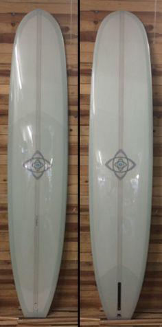 9'6 Bing Silver Spoon Longboard Surfboard