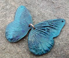 Harmony Wings in Peacock with aqua shimmer | Flickr - Photo Sharing!