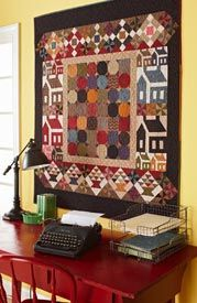 Back to School Pattern Throws   Quilt Sampler
