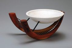 Woodturning Art | Wood Turning Center Collection Donated by the Artist