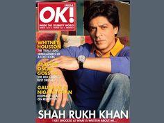 OK Magazine Cover 2012