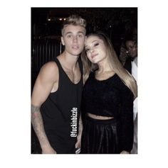 Jarianna Imagine:Justin and Ariana go on a casual date. They run into Beliebers, Ariannators and Papparazzi on they way to Justin's car.