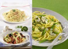 Italská kuchyně se u nás těší velké oblibě. Vyzkoušejte varianty receptů na špagety. Spaghetti, Ethnic Recipes, Food, Italy, Essen, Meals, Yemek, Noodle, Eten