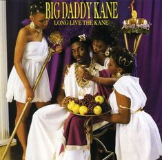Big Daddy Kane / Long Live The Kane • 1988