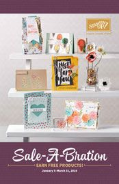 Sale-A-Bration & Occasions Catalog Product Videos! – Mary Fish – Stampin' Up!