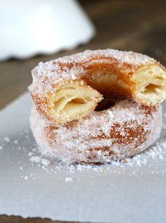 Easy Gluten Free Biscuit Donuts. ☀CQ #glutenfree