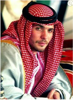 Prince Hashim Al Hyssein of Jordan. Son of Queen Noor. Queen Noor, Queen Rania, Jordan Royal Family, Middle Eastern Men, Arab Celebrities, King Abdullah, My Prince Charming, Royal Prince, Glamour