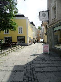 Grabengasse, Passau, Germany