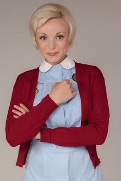 BBC One - Call the Midwife - Trixie Franklin