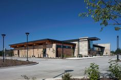 Gallery of John's Prairie Operations Center / TCF Architecture - 15