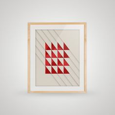free printable posters two sides of a triangle Framed