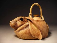 Animal Teapots | Rabbit Animal Pottery