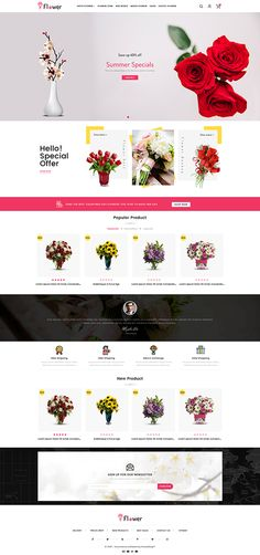 Best Shopify Themes, Best Wordpress Themes, Online Themes, Design Your Own Website, Cool Themes, Website Themes, Flower Food, Web Design, Pet Store