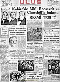 ulus gazetesi 8 ilk kanun 1943