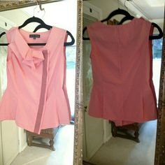 Shin Choi Sasha Blouse New with tags! melon blouse 100% polyester Dry clean only Shin Choi Tops Blouses