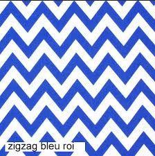 Image result for tissu a motifs bleu roi Zig Zag, Company Logo, Image, Fabrics