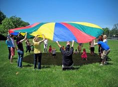 30 Classic Outdoor Games for Kids Day Camp Activities, Outdoor Activities, Outdoor Games For Kids, Outdoor Fun, Outdoor Ideas, Parachute Games, Camping Games, Girl Guides, Ol Days
