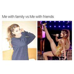 ArianaGrande, lol, relatable, meme, funny | WannaLOL