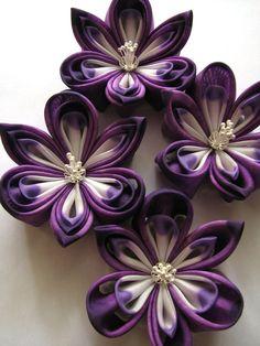 Purple Orchids by ~offgenemi