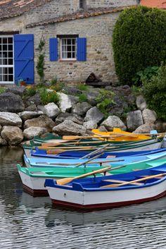 Port des Salines, Île d'Oléron, Charente Maritime, France, 2009