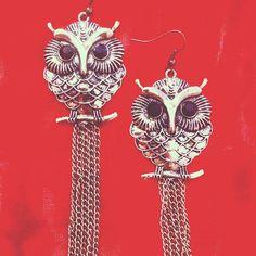 Shop our Owl Earrings! Boho Gypsy, Bohemian, Owl Earrings, Boho Accessories, Cool Style, Cute, Shop, Inspiration, Instagram