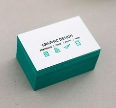 Marilyne Graphicwand Business Card | Business Cards | The Design Inspiration