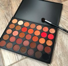 New Morphe 3502 second nature palette review and tutorial up on my channel