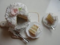 mini cake :)
